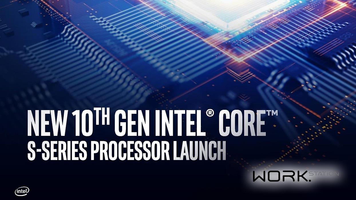 Intel Comet Lake-S de 10e Génération
